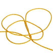 Geel koord 2mm 50m