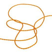 Oranje koord 2mm 50m
