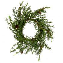 Krans, tafel krans lariks groen Ø50cm