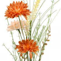 Kunstweide bloemen Oranje kunstbloemen bij de Pick zomerdecoratie