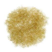 Klatergoud metallic krullend goud 50g