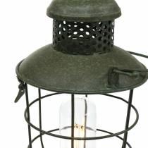 Decoratieve lamp scheepslamp met LED Ø16cm H41cm