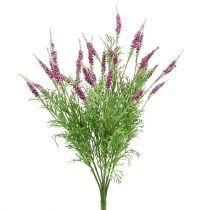 Lavendelstruik paars 43cm