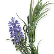 Lavendelslinger violet 175cm