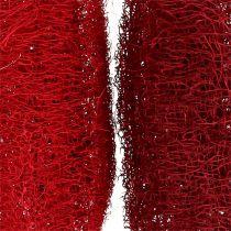 Loofah klein rood 50st