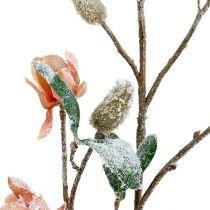 Magnoliatak lichtroze L 82 cm
