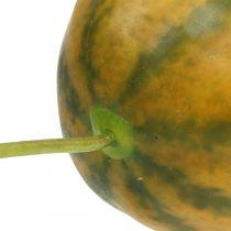 Meloen kunstgeel Ø10cm 13cm