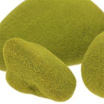 Mosstenen mix groen 5,5-13cm 12st
