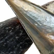 Push-in shells zwart 24 - 30cm 1kg