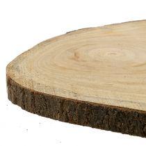 Boomschijf blauwe bel boom natuur Ø40-50cm