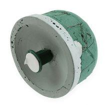 Urnenschuim met plughouder groot Ø10.5cm 3st