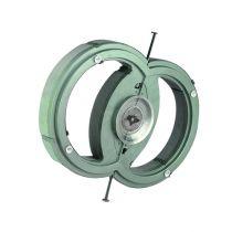 Steekschuim auto arrangement dubbele ring 55cm x 39cm H6cm 1 st