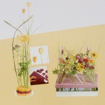 Steekschuim designpanelen plug-in maat geel 34,5 cm × 34,5 cm 3st
