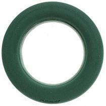 Steekschuim ring groene krans plug maat Ø42cm 2st