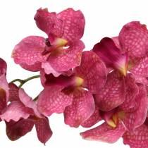 Orchidee kunsttak roze H83cm