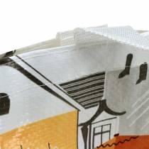 Boodschappentas met handvatten Bella Vita kunststof 32 × 21 × 26cm