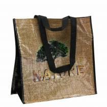 Boodschappentas met hengsels Nature plastic 40 × 20 × 40cm