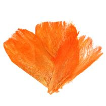 Palmvezels pastel licht oranje 400gr