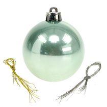Kunststof bal Ø6cm geassorteerde kleuren 10st
