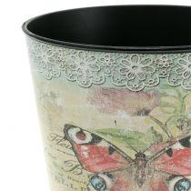 Sierpot vintage vlinder Ø17cm