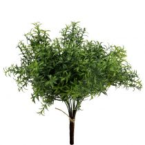 Kunstrozemarijntak groen 35cm 3st