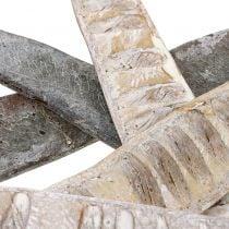 Scalettas wit gewassen 25st