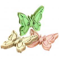 Verspreide vlinders 2cm 144st