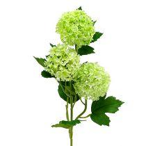 Kunstsneeuwbal groen 65cm
