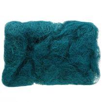 Sisal blauwgroen 250g