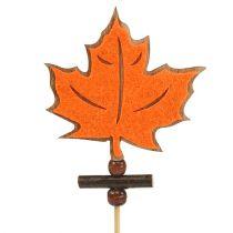 Maple Leaf Plug Ass. 8cm L35cm 12p