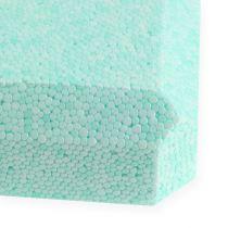 Polystyreen plaat 75 cm x 25 cm x 4 cm