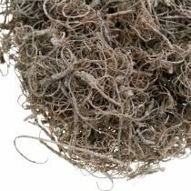 Tamarindevezel natuurlijk wit gewassen 500g