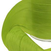 "Tafelband ""Crash"" groen 100mm 15m"