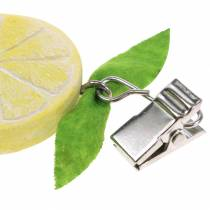 Tafelkleed gewicht citroen limoen assorti 8st