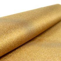 Tafelloper 50cm x 300cm goud