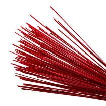 Tonkin rood 70cm - 80cm 150p.