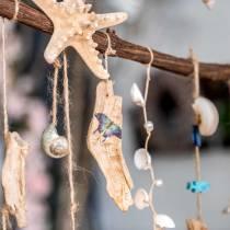 Decoratief hangend insectenhout 9-13cm 36st
