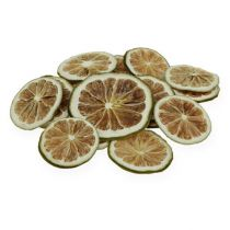 Limoen schijfjes groene 500 g limoen schijfjes