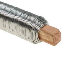 Wikkeldraad ambachtelijke draad roestvrij staal 0,65 mm 100g