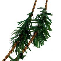 Ceder slinger mini groen met draad 27m