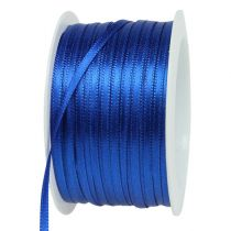 Cadeaulint blauw 3mm 50m
