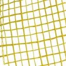 Jute lint geel 5cm 40m