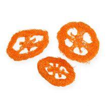Loofah plakjes sinaasappel 25st