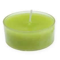 Maxi lichten groen Ø5.7cm 4st