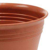 "Bloembak ""Michele"" terracotta Ø 8,5 - 22 cm, 1stuk"