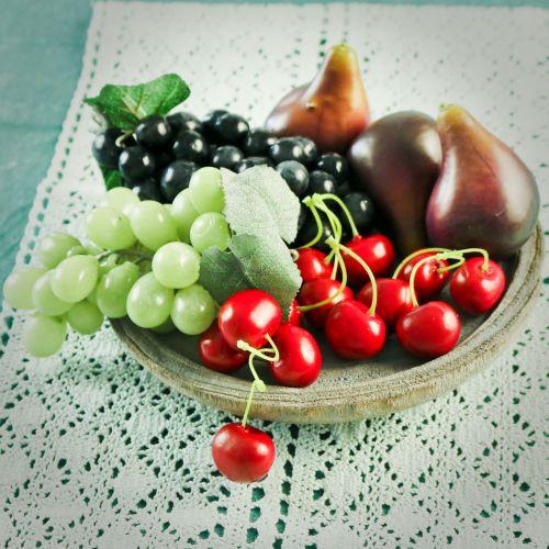 Druiven groen 17cm