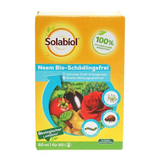 Solabiol Neem biologische ongediertevrije 60ml