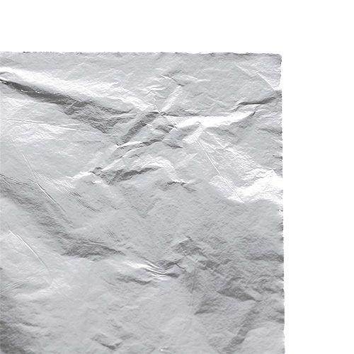 Plaatwerk zilver 100st