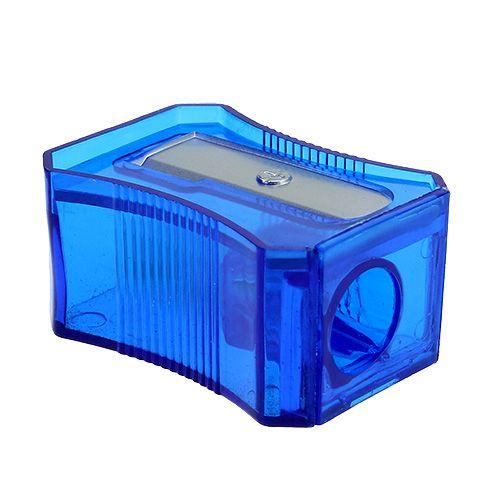 Puntenslijper blauw 6cm