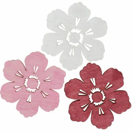 Houten Bloemen Kersenbloesems Strooi Decoratie Lente Tafeldecoratie Bloemen Om Te Strooien 72st 12532 Koop Goedkoop Online